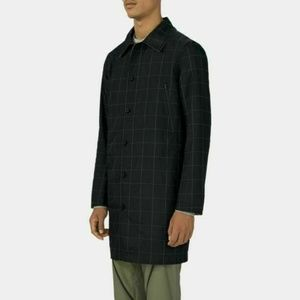 UNDER ARMOUR FIELDHOUSE REVERSIBLE TRENCH COAT